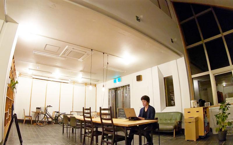 小布施コワーキングスペース「House Hokusai」